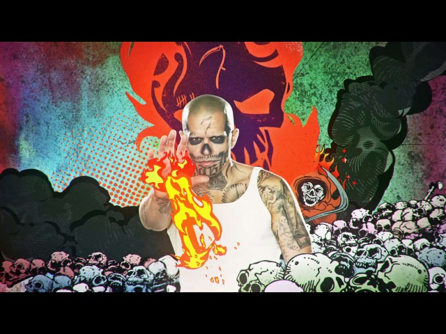 Suicide Squad - El Diablo [HD] Отряд самоубийц - Эль Диабло