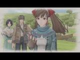 Valkyria Chronicles Remaster – Дебютный трейлер (PS4) [JP]