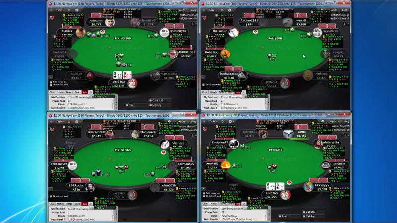 [Academy Poker] _ Live-Session MTSnG Pokerstars Дмитрий Hammerhead