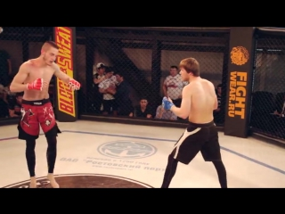 Турнир ORION FIGHTER-1-Муминов Ифтихор vs. Яковенков Александр.