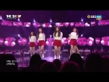 [Special] 151208 GFriend - Glass Bead + Me Gustas Tu @ The Show