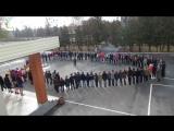 Калинівська ЗОШ I-III ступенів №1 виконує гімн України