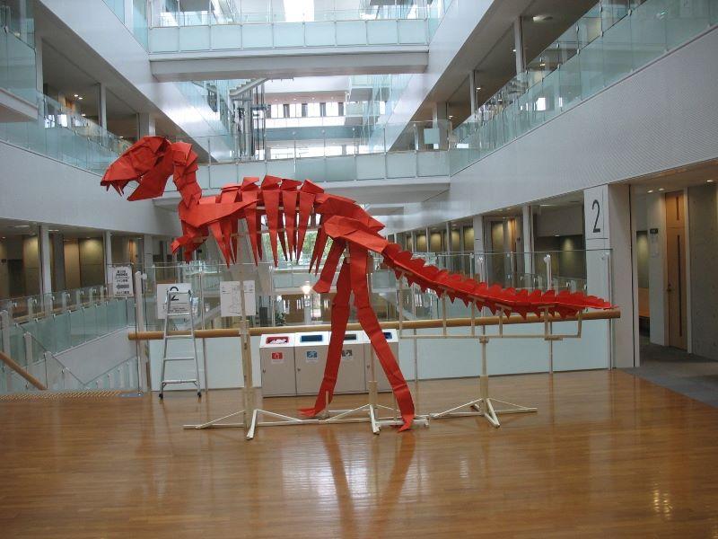 lzaPa66BshQ - Nguyen Hung Cuong - оригами-скульптор