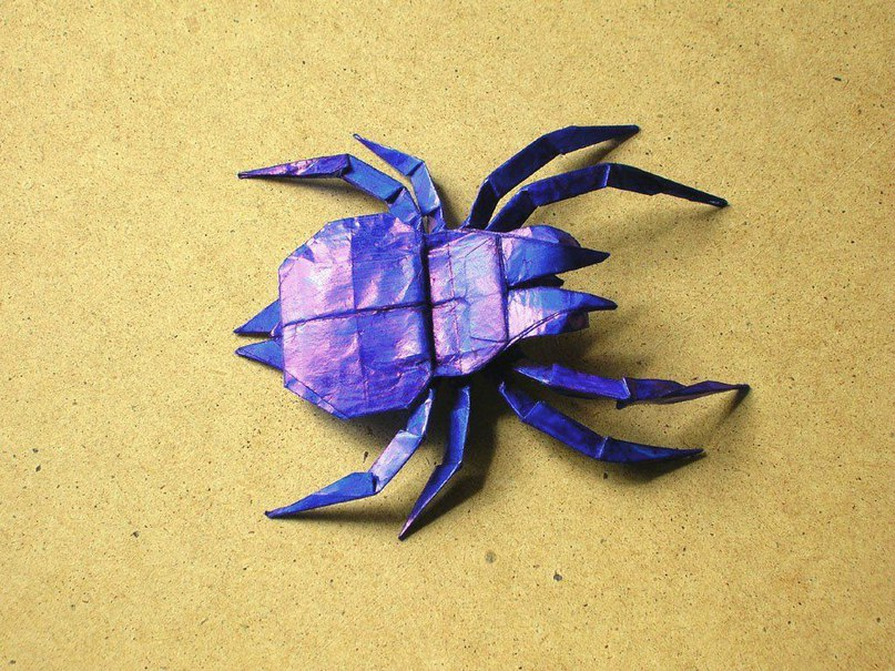 JfDuOm9raHg - Nguyen Hung Cuong - оригами-скульптор
