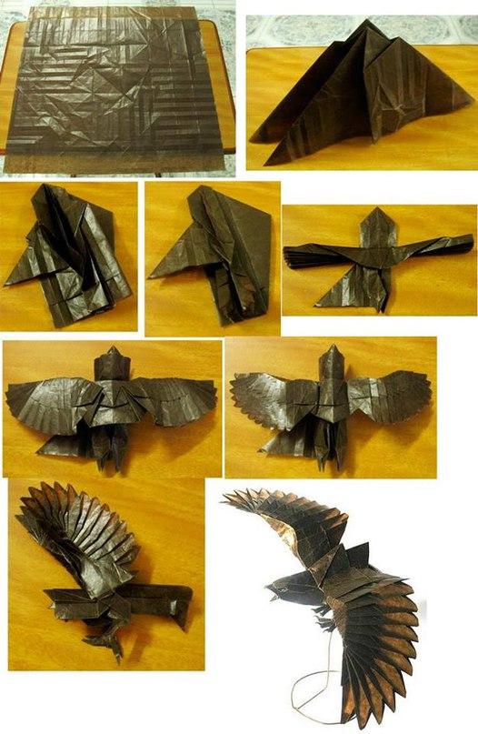 x7vr1PXPbJ0 - Nguyen Hung Cuong - оригами-скульптор