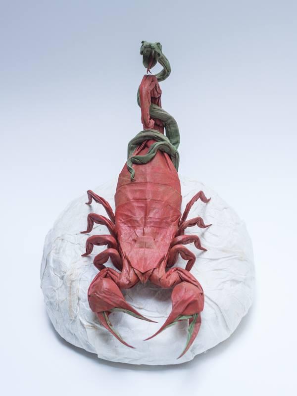 89UgJoi8o4 - Nguyen Hung Cuong - оригами-скульптор