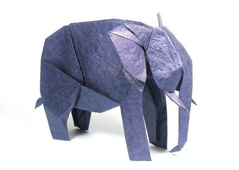 wwet4 2bhH0 - Nguyen Hung Cuong - оригами-скульптор