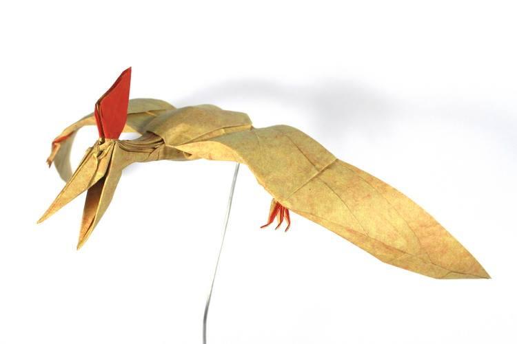 gzJQ7fO LoA - Nguyen Hung Cuong - оригами-скульптор