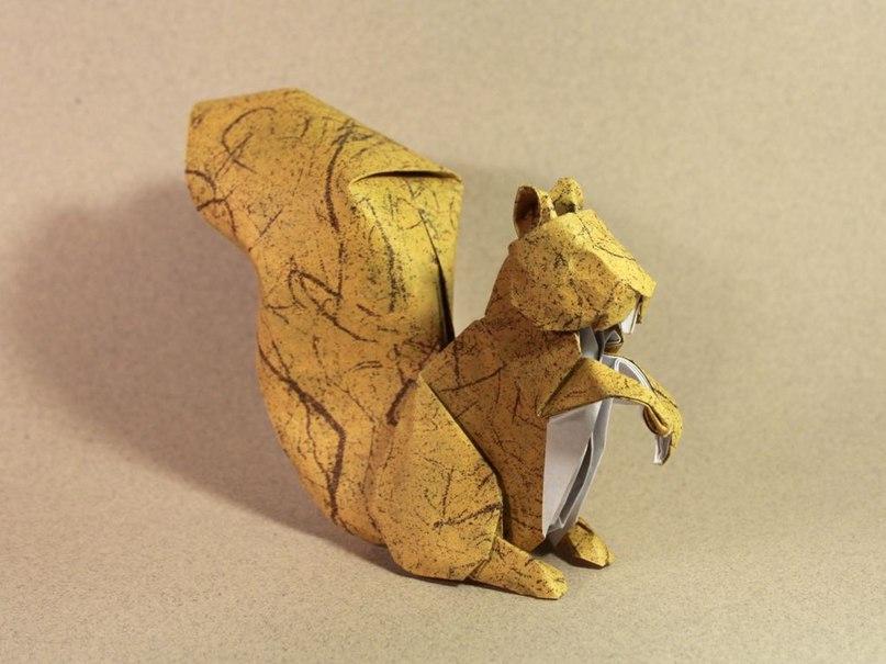 JxVYX 3QEM - Nguyen Hung Cuong - оригами-скульптор