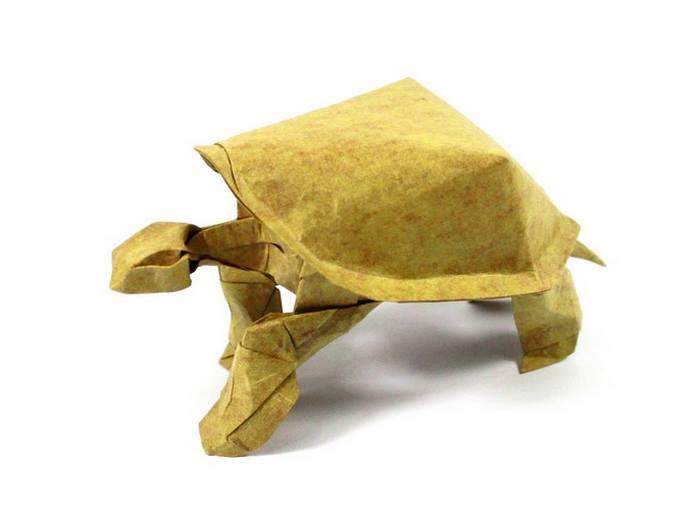 Khax1AxH5u4 - Nguyen Hung Cuong - оригами-скульптор
