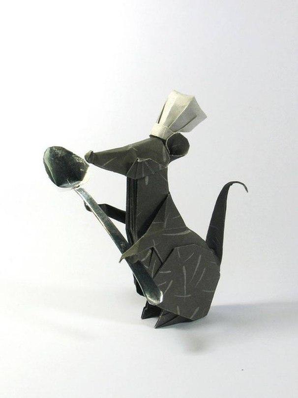 grqhdEsy6nc - Nguyen Hung Cuong - оригами-скульптор