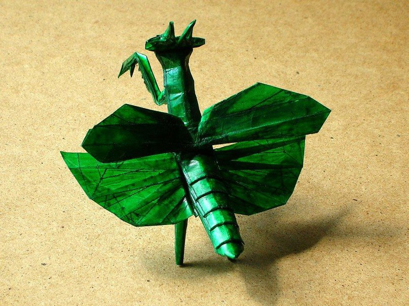 O7t9P2OGpvs - Nguyen Hung Cuong - оригами-скульптор