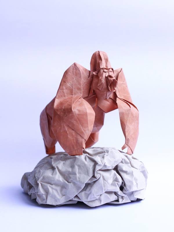 P5KDwB85s3g - Nguyen Hung Cuong - оригами-скульптор