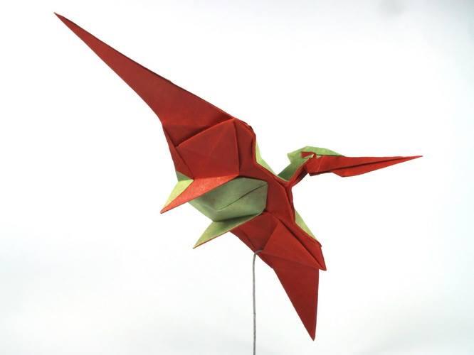 LGJb8YGqbVU - Nguyen Hung Cuong - оригами-скульптор