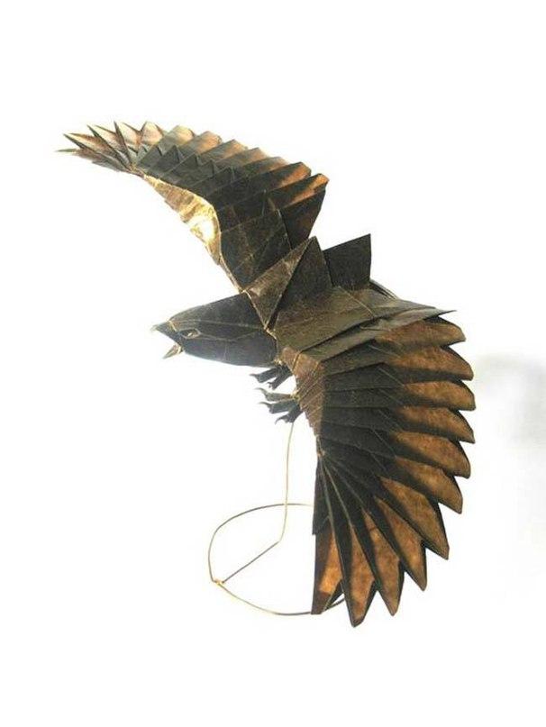 I8YN8Np7MtU - Nguyen Hung Cuong - оригами-скульптор