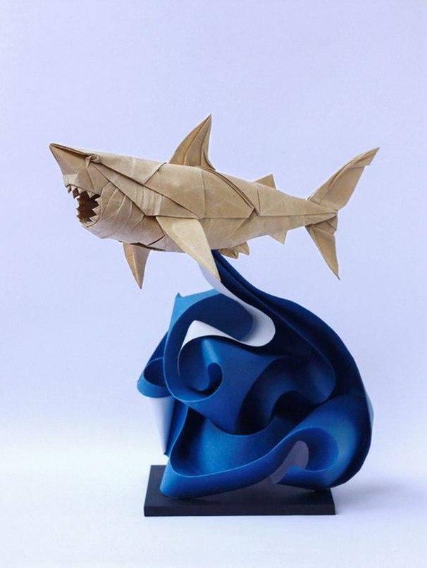 B 9H8UQzdw - Nguyen Hung Cuong - оригами-скульптор