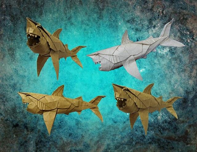 gL4KvZDlrcs - Nguyen Hung Cuong - оригами-скульптор
