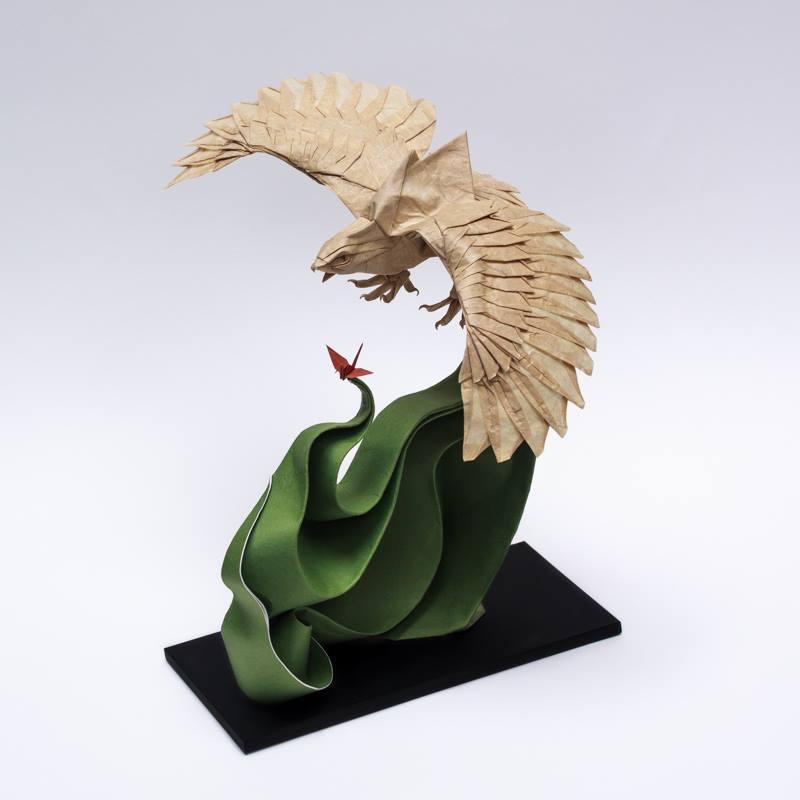 Mqd9Xroh8o4 - Nguyen Hung Cuong - оригами-скульптор