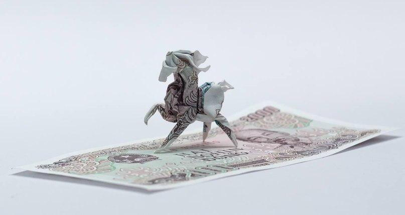 XebF7ekSojg - Nguyen Hung Cuong - оригами-скульптор