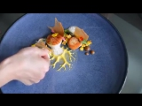 Пошаговая выкладка блюда