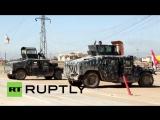Иракская армия освободила Эль-Фаллуджу