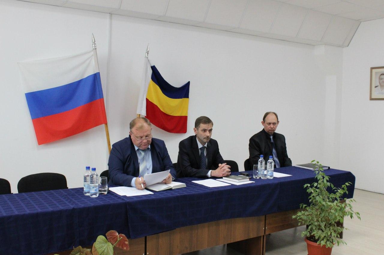 В управлении ветеринарии Ростовской области обсудили меры по противодействию коррупции