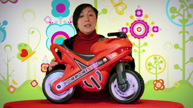 Каталка-мотоцикл MX