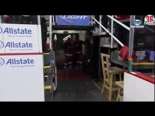 НХЛ 2015-16. Детройт Ред Уингз - Нэшвилл Предаторз. Запись прямого эфира