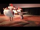 Чангуи (Changui), Шоу Национального Фольклорного Ансамбля Кубы (Conjunto Folklorico Nacional de Cuba)