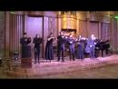 Фрагмент юбилейного концерта посвященного 25 летию Моцартовского общества с моим участием 12 01 2016 Пензенская областная Фил