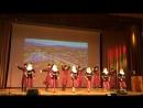 Ансамбль народного танца Черкесия при Фонде Адыги Танец моздокских кабардинцев