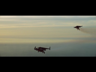 Jetman Dubai - Young Feathers 4K | Radik Ahmedyanov