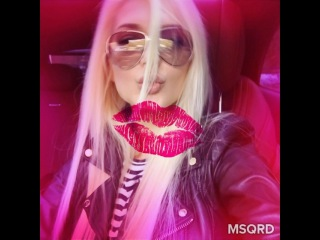 "Erika Herceg❤️ on Instagram: ""💋💋💋💋💋 #ЭрикаГерцег #ВИАГра #kiss"""