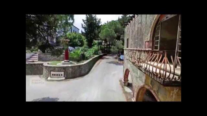 Το ιταλικό χωριό- φάντασ μα της Ελλάδας | Italian ghos t village in Greece