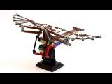 Авиатор - LEGO летающая машина Леонардо Да Винчи