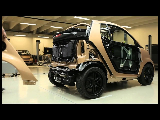 Smart BRABUS tailor by WeSC