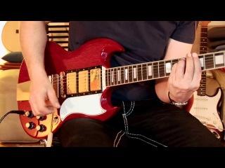 2003 Gibson SG