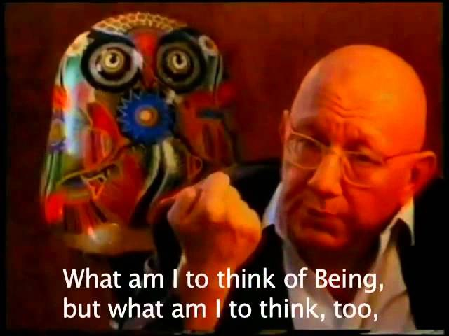 Interview with Cornelius Castoriadis, conducted by Chris Marker (Engl. subtitles)