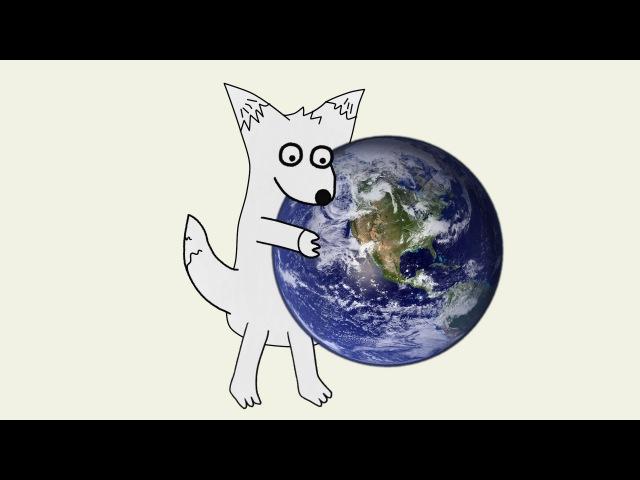 Полисемия The Fox Фокс Mult 2d анимация выполнена в Anime Studio Pro 11 Moho Pro