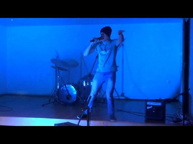 Funny MC - Звездные войны (Freestyle-Полуфинал) (ЦМИ, Белгород, 20.12.2015)