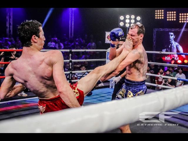 Islam Murtazaev (EXTREME FIGHT) Highlights 2016