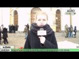 Другі народні збори України (м. Київ 30.01.2016) Репортаж Агро-ТВ 999
