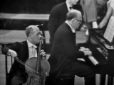 М. Ростропович, С. Рихтер - Л. Бетховен, Соната для виолончели и фортепиано №2 соль минор (1796) op. 5 №2