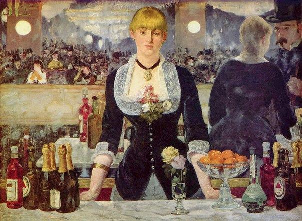 Сегодня родился известнейший художник-Эдуард Мане 23 января 1832 — французский ж...