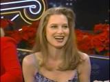 Leno- Interview with Bridget Fonda- Dec.11 1998