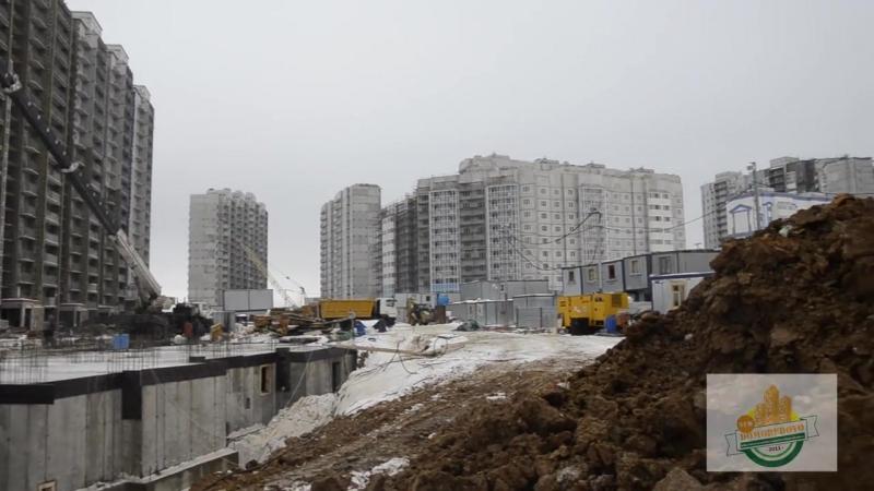 ЖК ДОМодедово Парк  Обзор Обьекта