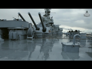 Морские легенды. Линкор USS Alabama