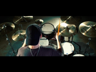 Five Finger Death Punch - Watch You Bleed (Cinematic Drum Cover) 1080P - YouTube