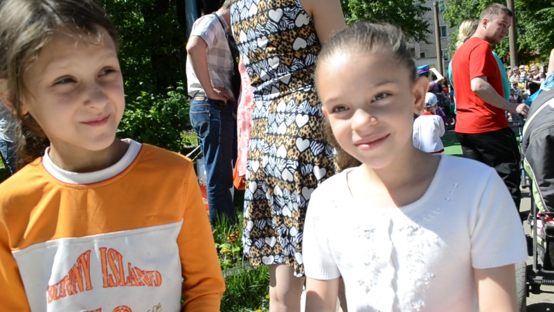 Кисточкин и Красочкин покорили девушек
