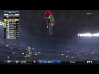 AMA Supercross 2016. Этап 10 - Торонто